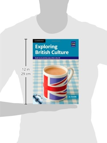 『Exploring British Culture with Audio CD: Multi-level Activities About Life in the UK (Cambridge Copy Collection)』の2枚目の画像