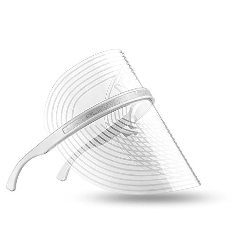 複製するしゃがむ保証するフェイシャルマスク レッドライト テスター スキン しわ除去療法 レッドライト