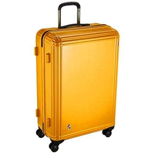 [エース] スーツケース スタンディングミッキー 69cm 81L   81.0L 69cm 5kg 06113 13 イエロー