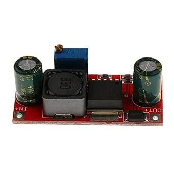 電源モジュール パワーモジュール 調整可能 ステップアップ