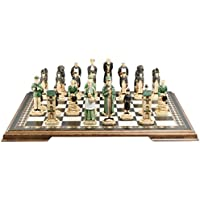 Sherlock Holmes Chess Set - Hand-Painted in England