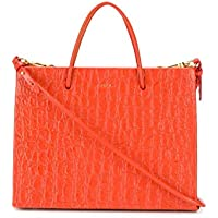 Medea Women's 19SMEBO015RED Red Leather Tote