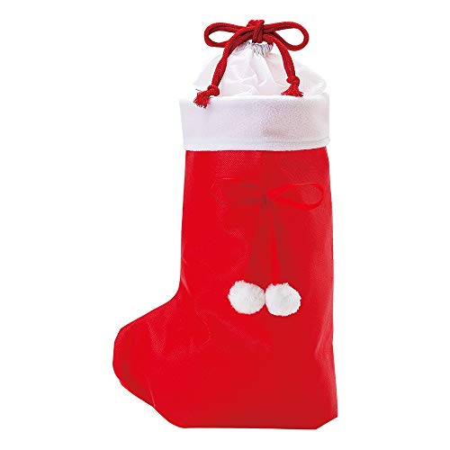 サンリオ クリスマスバッグ ブーツ LL H5214