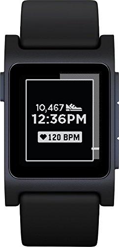 Pebble 2 HR Smartwatch Black 1002-00063