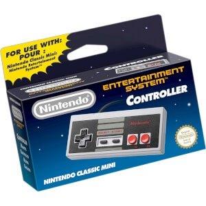 ニンテンドークラシックミニ NES コントローラ [並行輸入品]