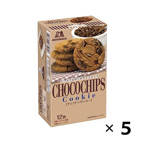 チョコチップクッキー 12枚入 5個