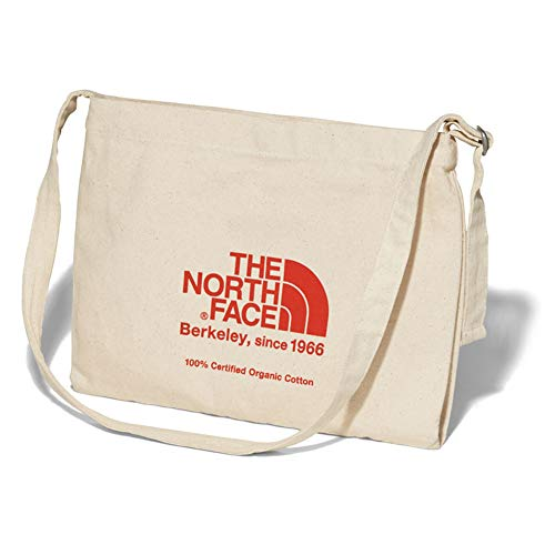 [ノースフェイス] THE NORTH FACE MUSETTE BAG (TR)ナチュラルxTNFレッド