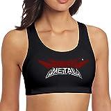 ベビーメタル Baby-metal ヨガのベスト ブラジャーシームレス ノンワイヤー胸パッド運動&ヨガ用 通気性ベスト式 レディース 下着