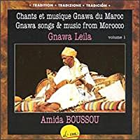 Gnawa Songs & Music From Morocco 1
