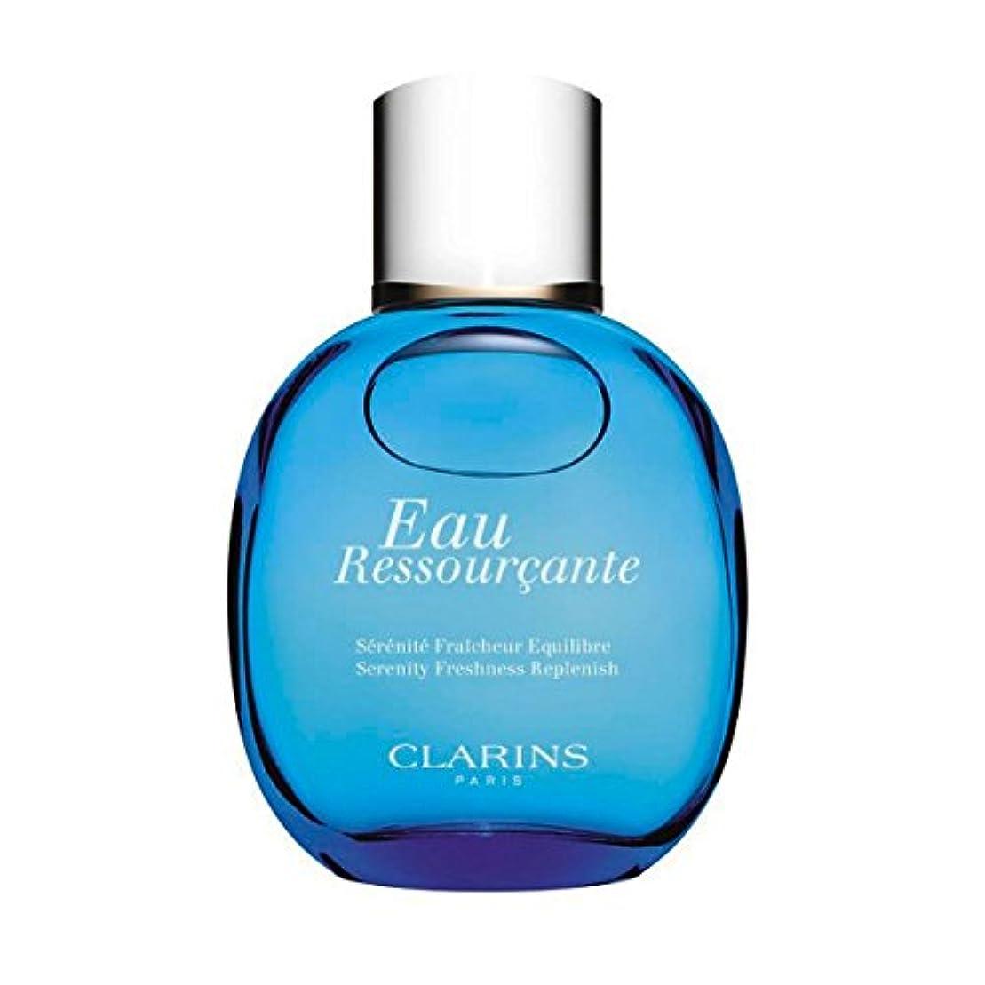 頑丈ロビーマーカーClarins Eau Ressour軋nte Treatment Fragrance 100ml [並行輸入品]