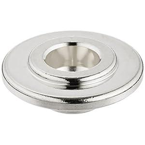 SCUD ストリングリテイナー、ベース用、円盤型 ニッケル SR-BN