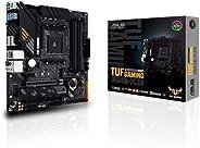 ASUS TUF GAMING B550M-PLUS AMD AM4 (3rd Gen Ryzen) Micro ATX Gaming Motherboard