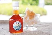 かき氷シロップ【山梨県産フルーツ果汁使用】無香料・無着色 (すもも)