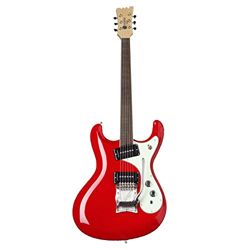 mosrite Super Excellent Red (モズライト スーパー エクセレント) (レッド)