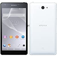 au XPERIA ZL2 エクスペリア SOL25 白色 WHITE【ホワイト】