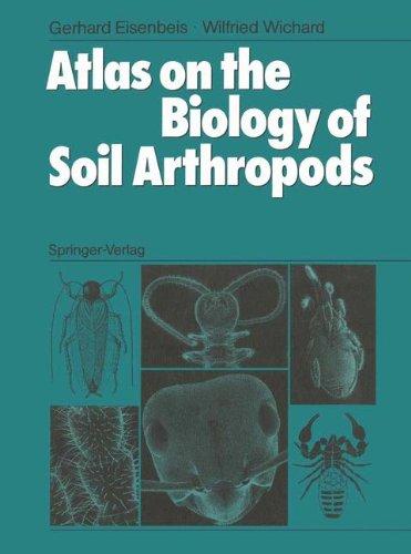 Atlas on the Biology of Soil Arthropods