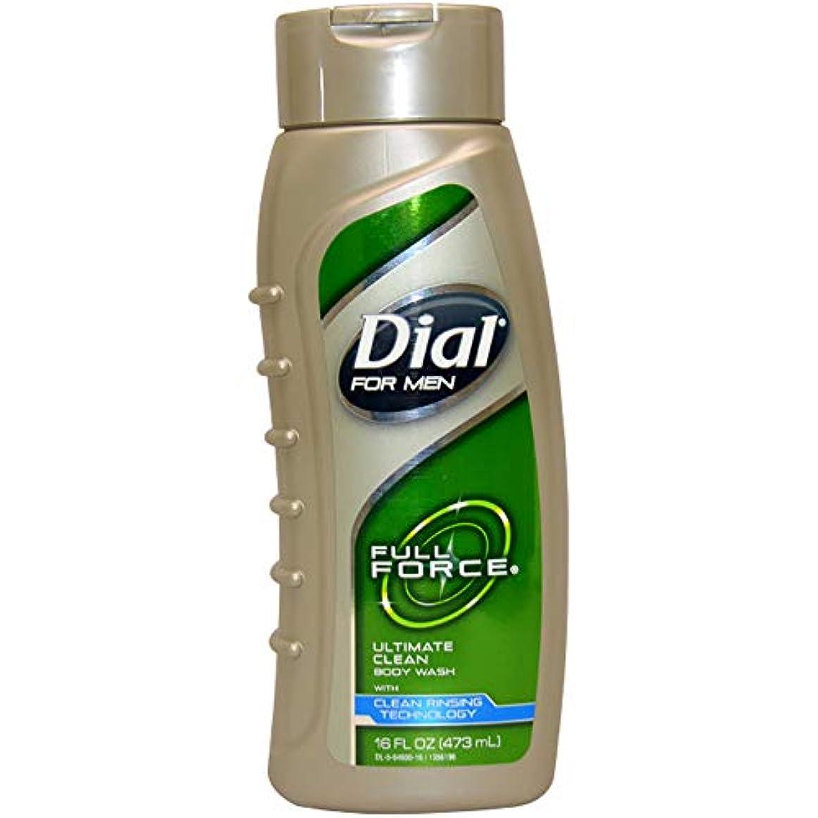 ボスコーラス同意するFull Force Ultimate Clean Body Wash