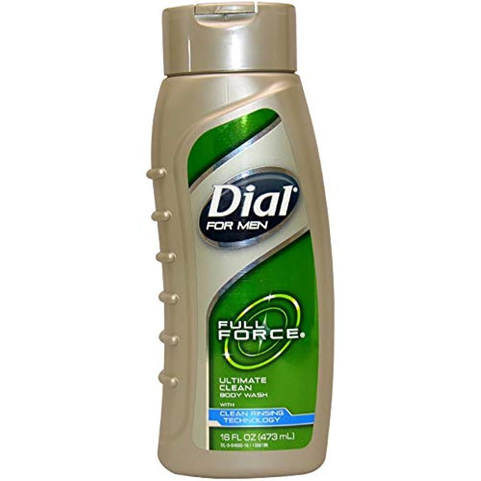 なめらかな治安判事見つけたFull Force Ultimate Clean Body Wash