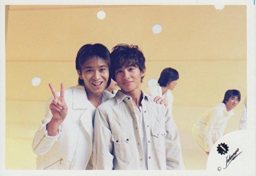 ジャニーズ公式生写真 TOKIO 【城島茂】 トキオ、V6 【三宅健】 ブイシックス