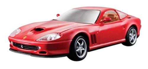 Bburago 1/24 フェラーリ 550 マラネロ レッド