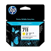 HP HP711インクカートリッジ イエロー29mlX3 CZ136A ds-829315