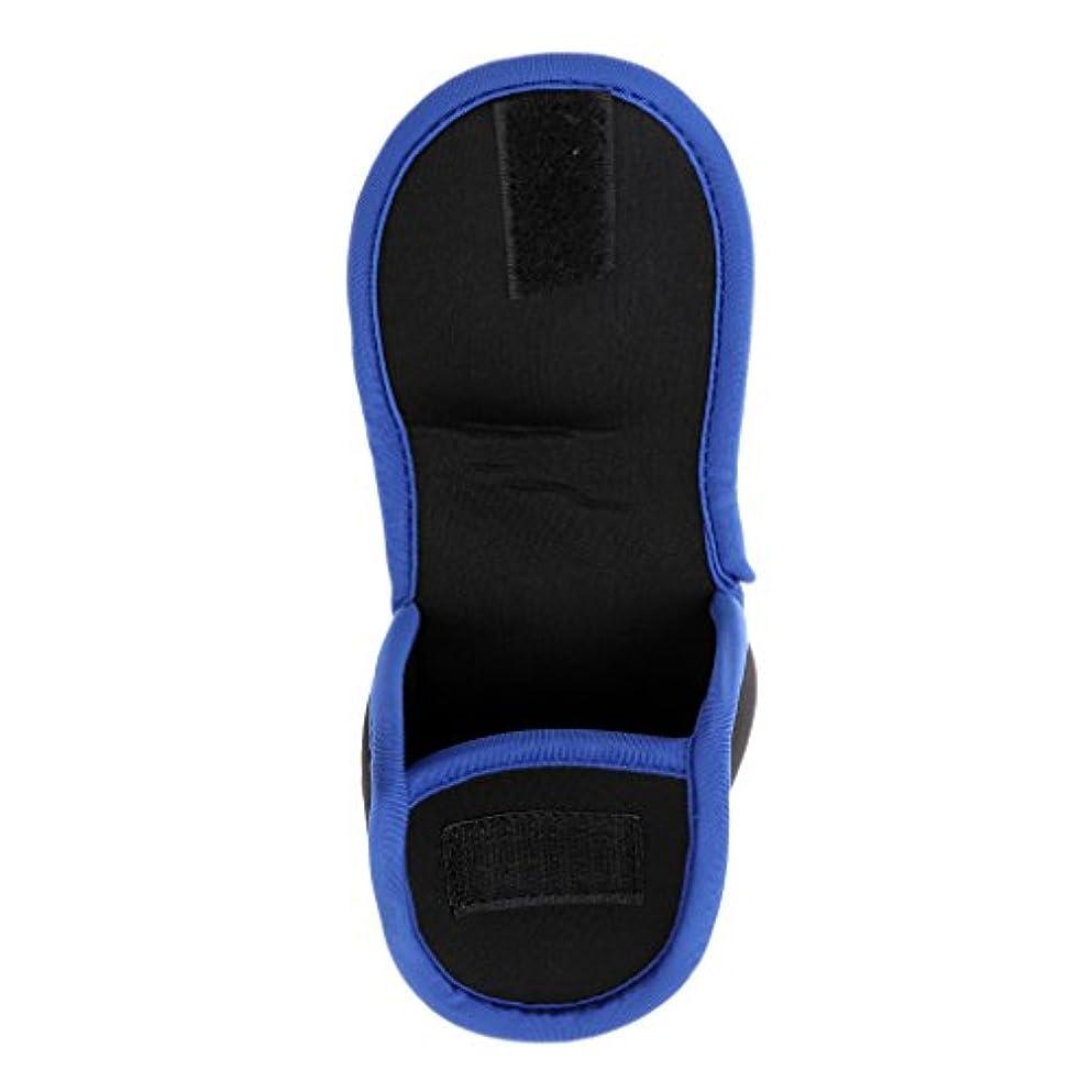製造業タンクうなり声Fenteer リールポッチ カバー 釣具保護 左右用 青色
