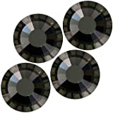 バイナル DIAMOND RHINESTONE ブラックダイアモンド SS5 720粒 ST-SS5-BKD-5G