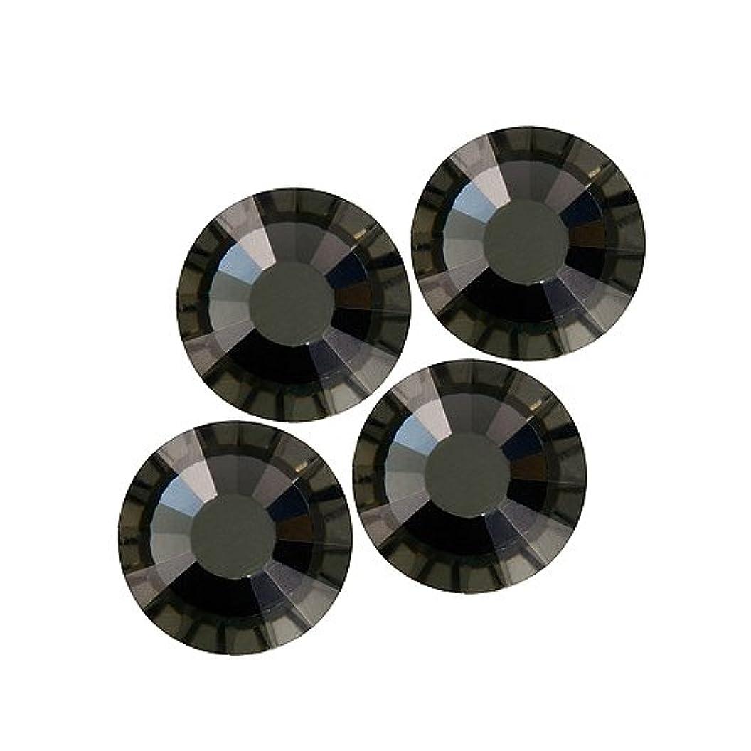 ベール洗練言い直すバイナル DIAMOND RHINESTONE ブラックダイアモンドSS6 720粒 ST-SS6-BKD-5G