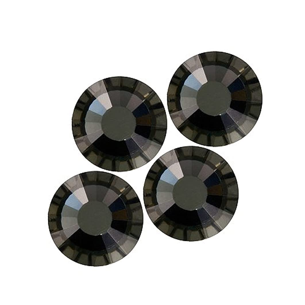 救援エンジン涙バイナル DIAMOND RHINESTONE ブラックダイアモンドSS8 1440粒 ST-SS8-BKD-10G