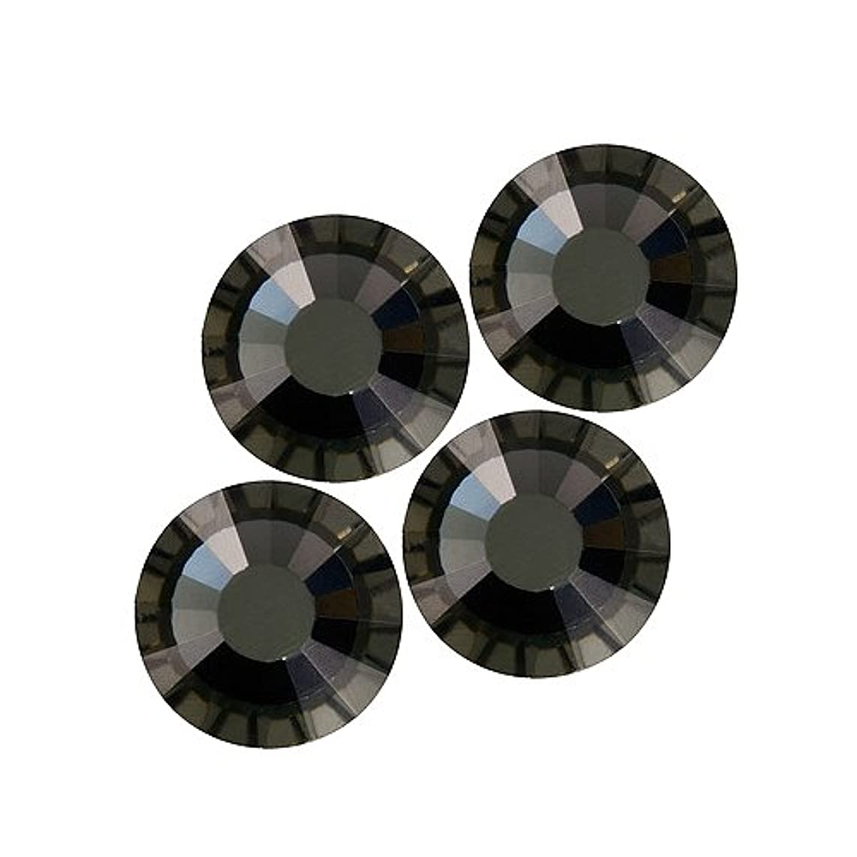 事ダニ遷移バイナル DIAMOND RHINESTONE ブラックダイアモンド SS5 720粒 ST-SS5-BKD-5G