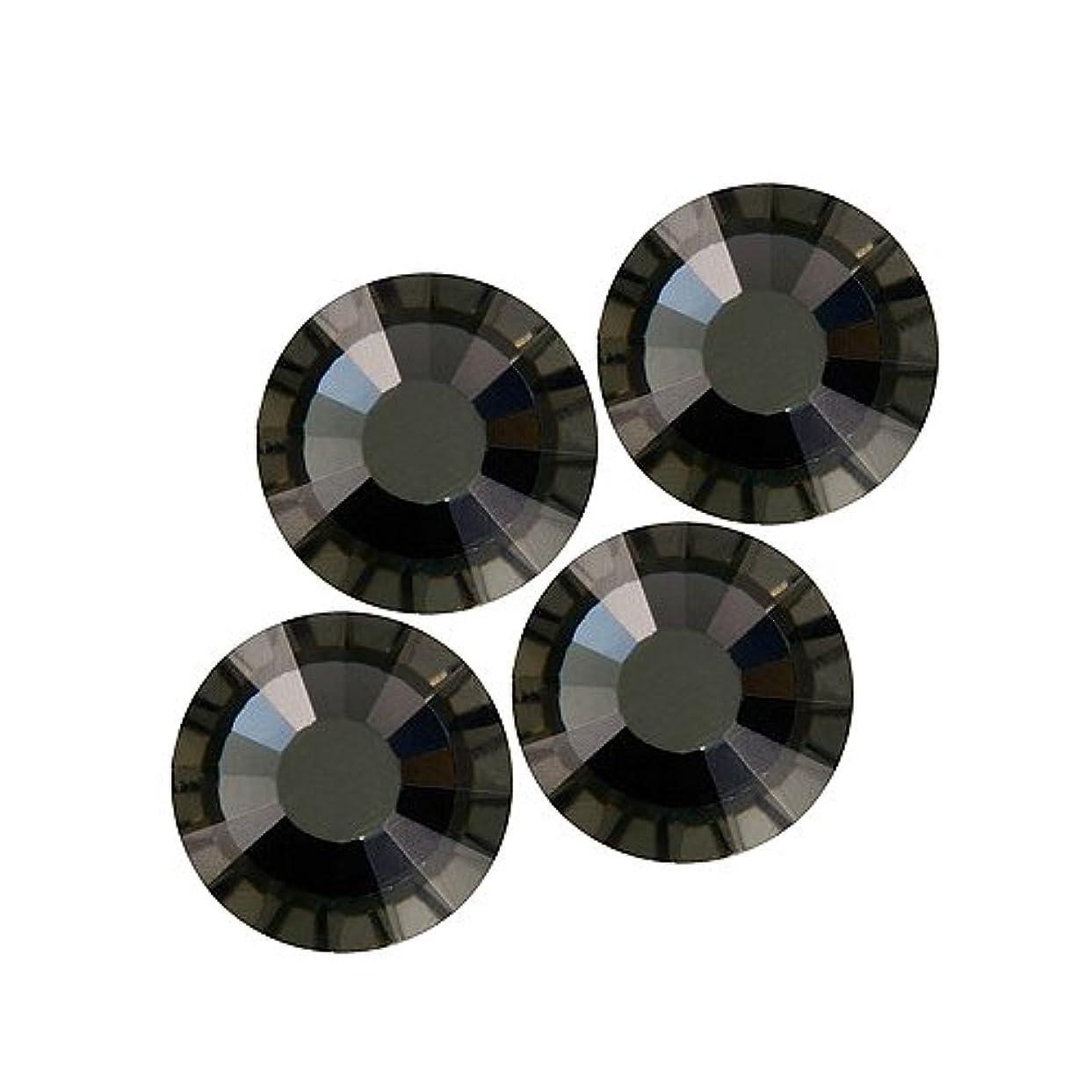 抑止するシガレットスポンサーバイナル DIAMOND RHINESTONE ブラックダイアモンドSS8 1440粒 ST-SS8-BKD-10G