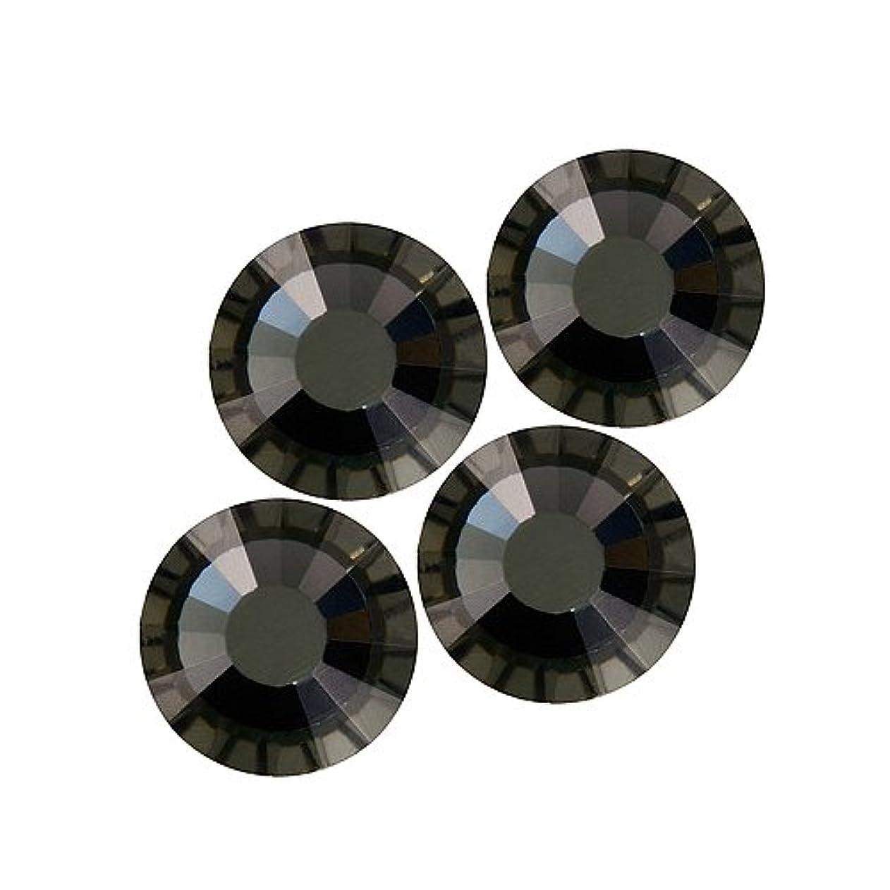 反論盟主天才バイナル DIAMOND RHINESTONE ブラックダイアモンド SS20 1440粒 ST-SS20-BKD-10G
