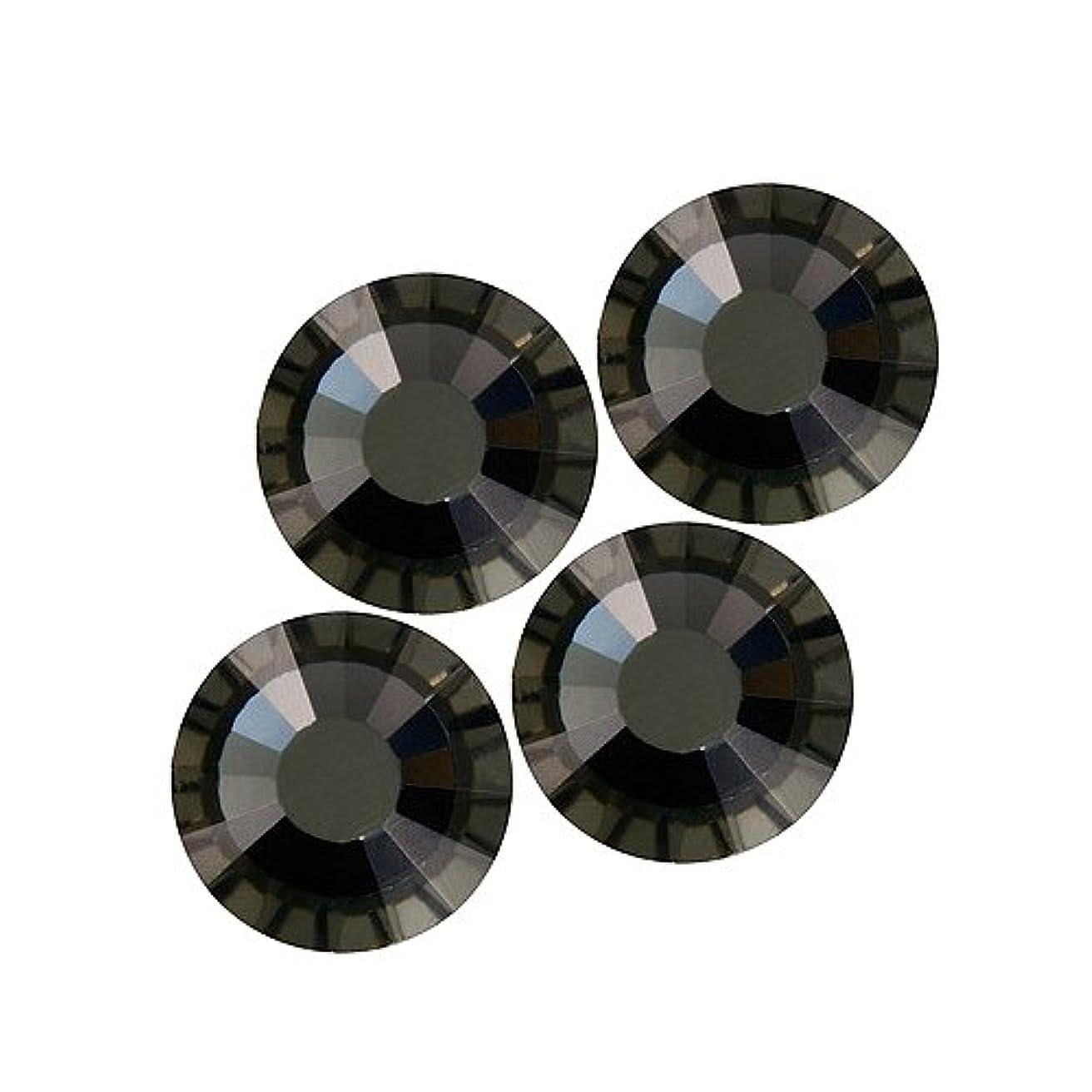 ディレイ無視魅力的バイナル DIAMOND RHINESTONE ブラックダイアモンド SS3 720粒 ST-SS3-BKD-5G