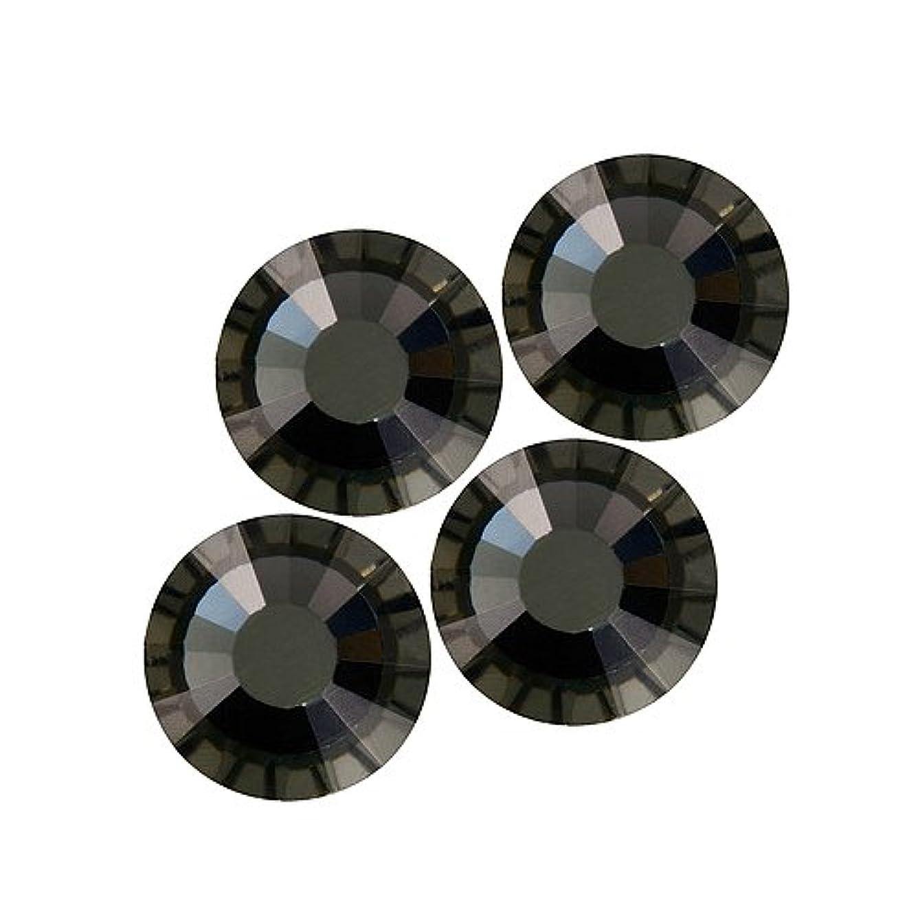 かどうか島チャーミングバイナル DIAMOND RHINESTONE ブラックダイアモンドSS8 1440粒 ST-SS8-BKD-10G