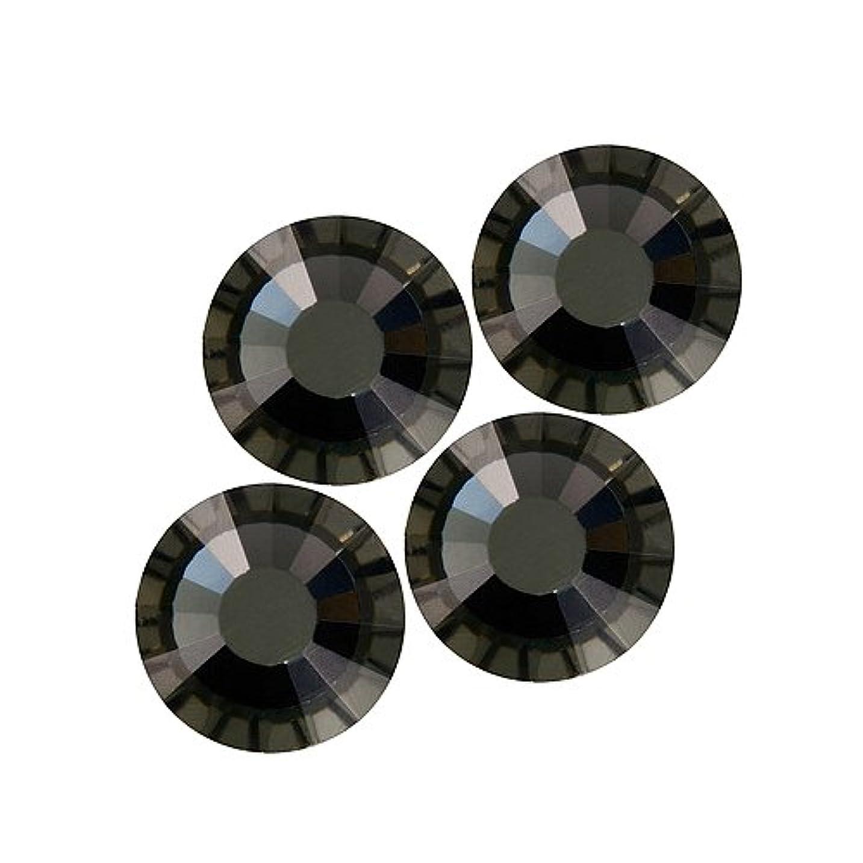 残基カプセルゲージバイナル DIAMOND RHINESTONE ブラックダイアモンドSS8 1440粒 ST-SS8-BKD-10G