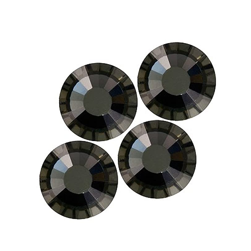 有効な気付く予防接種バイナル DIAMOND RHINESTONE ブラックダイアモンド SS5 720粒 ST-SS5-BKD-5G