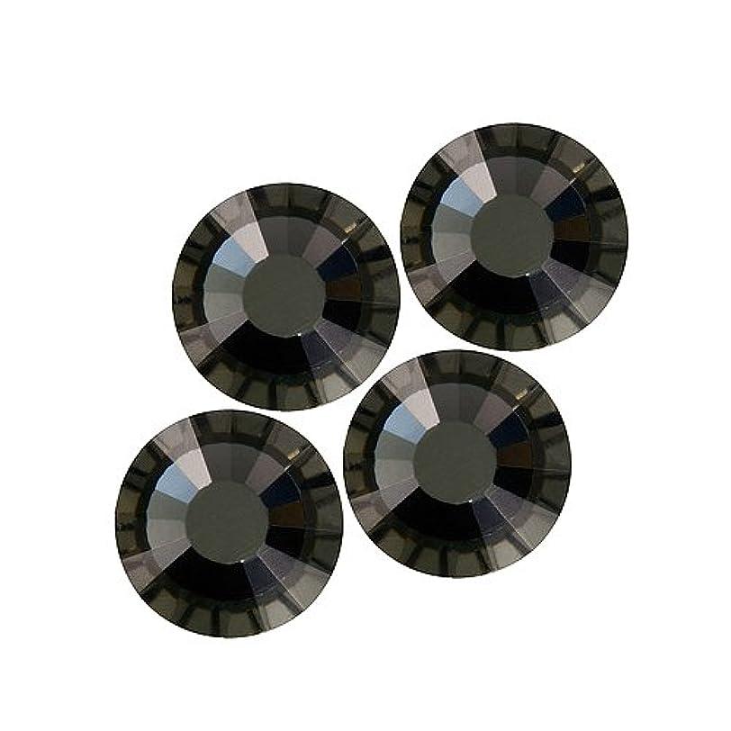 鳴り響く放射する靴バイナル DIAMOND RHINESTONE ブラックダイアモンド SS5 720粒 ST-SS5-BKD-5G