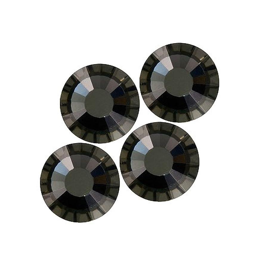感謝するディプロマ画像バイナル DIAMOND RHINESTONE ブラックダイアモンドSS8 1440粒 ST-SS8-BKD-10G
