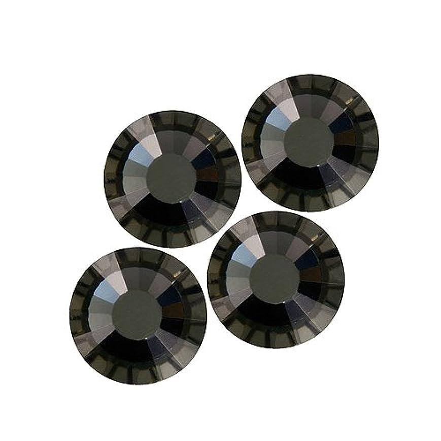 ラバ留め金空港バイナル DIAMOND RHINESTONE ブラックダイアモンド SS5 720粒 ST-SS5-BKD-5G