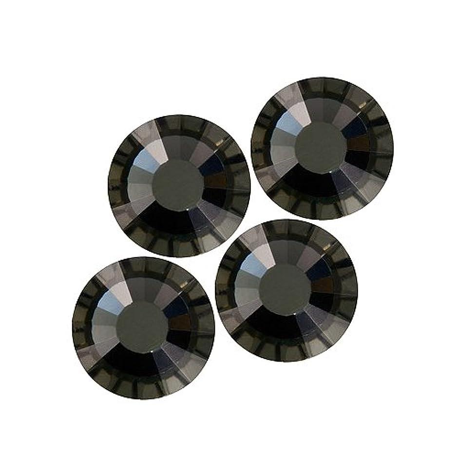 報復する影響力のあるコンテンポラリーバイナル DIAMOND RHINESTONE ブラックダイアモンドSS8 1440粒 ST-SS8-BKD-10G