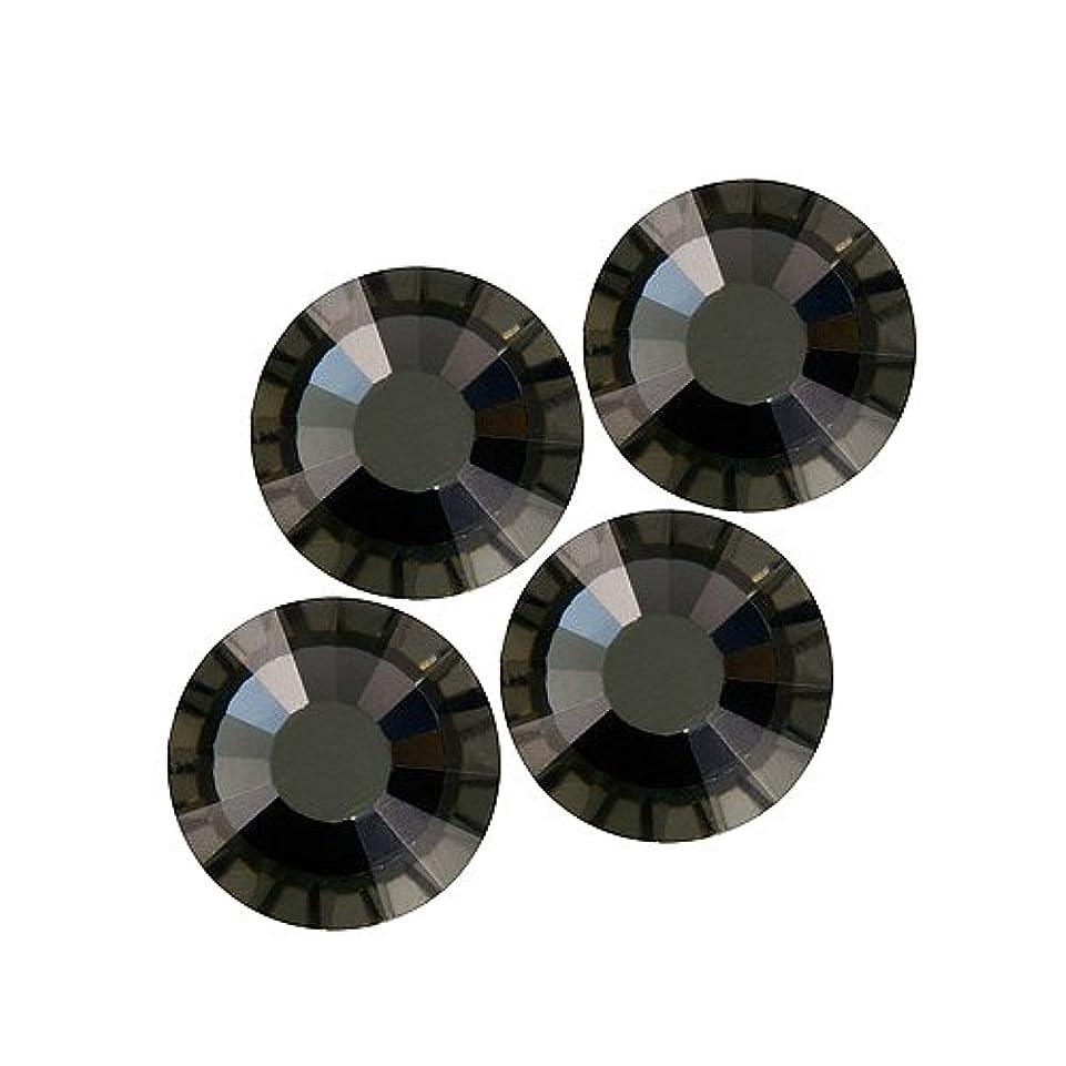 バイナル DIAMOND RHINESTONE ブラックダイアモンドSS8 1440粒 ST-SS8-BKD-10G