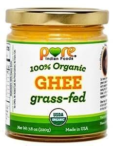Grassfed   100%  オーガニックギー  精製バター 220g  並行輸入品