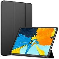 JEDirect iPad Pro 11 ケース (2018新モデル対応) Apple Pencilに非対応 オートスリープ機能 (ブラック)