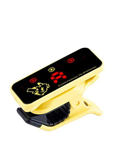 KORG クリップ式チューナー ギター ベース用 Pitchclip 2 ピッチクリップ PC-2-PPK ポケモン ピカチュウ
