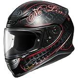 ショウエイ(SHOEI) バイクヘルメット フルフェイス Z-7 INCEPTION (インセプション) TC-1(RED/BLACK) L(59cm)