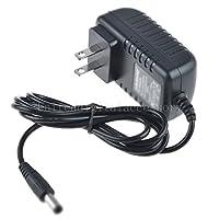 Fyl Generic ACアダプタ充電器for Venturer pdv880ポータブルDVDプレーヤー電源供給