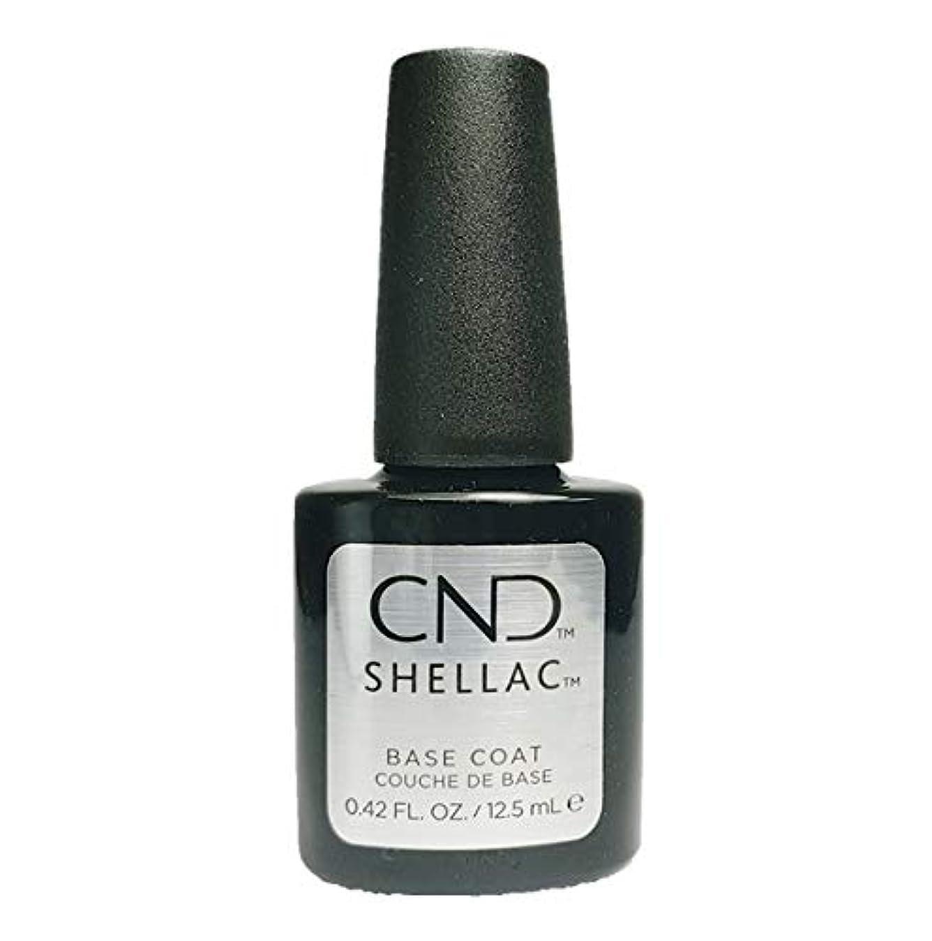 ステップ補う雰囲気CND シェラック UVベースコート 12.5ml
