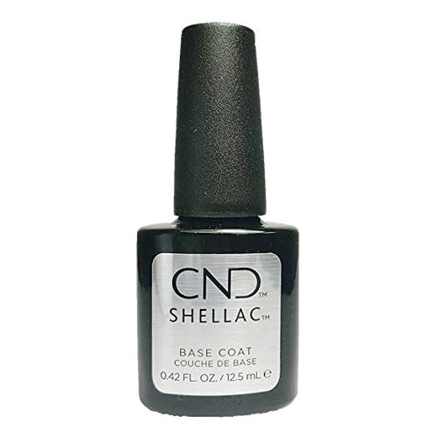 CND シェラック UVベースコート 12.5ml