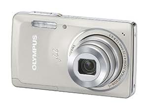 OLYMPUS デジタルカメラ μ-5010 チタニウムシルバー