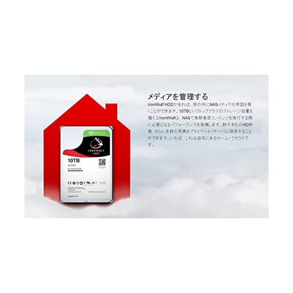 Seagate 内蔵ハードディスク 3.5イン...の紹介画像4